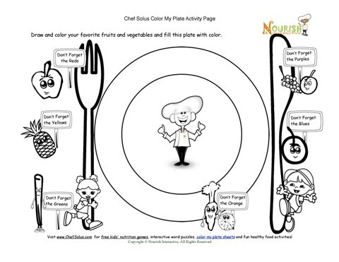 17 Best images about Balanced Meals Teaching Tools on