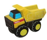Tonka Truck Childrens Plush Soft Decorative Dump Truck