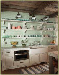 1000+ ideas about Mint Green Kitchen on Pinterest | Green ...