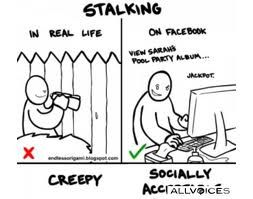 17 Best images about Stalking Awareness & Prevention on