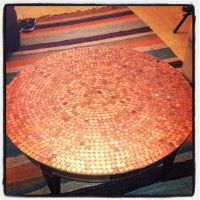 25+ best ideas about Penny Coffee Tables on Pinterest ...