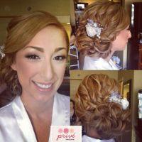 Wedding Hairstyles Curly Side Bun   www.imgkid.com - The ...