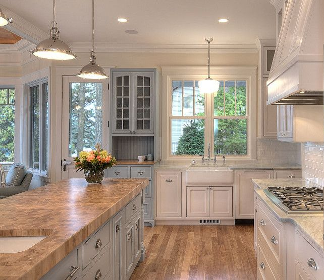 Wall paint color: Antique White by Sherwin Williams Blue