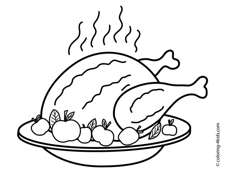 25+ best Turkey Coloring Pages ideas on Pinterest