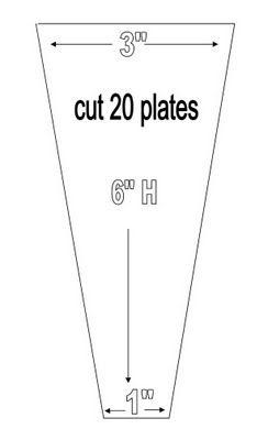 25+ best Dresden Plate Patterns ideas on Pinterest