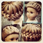1000 ideas doll hairstyles