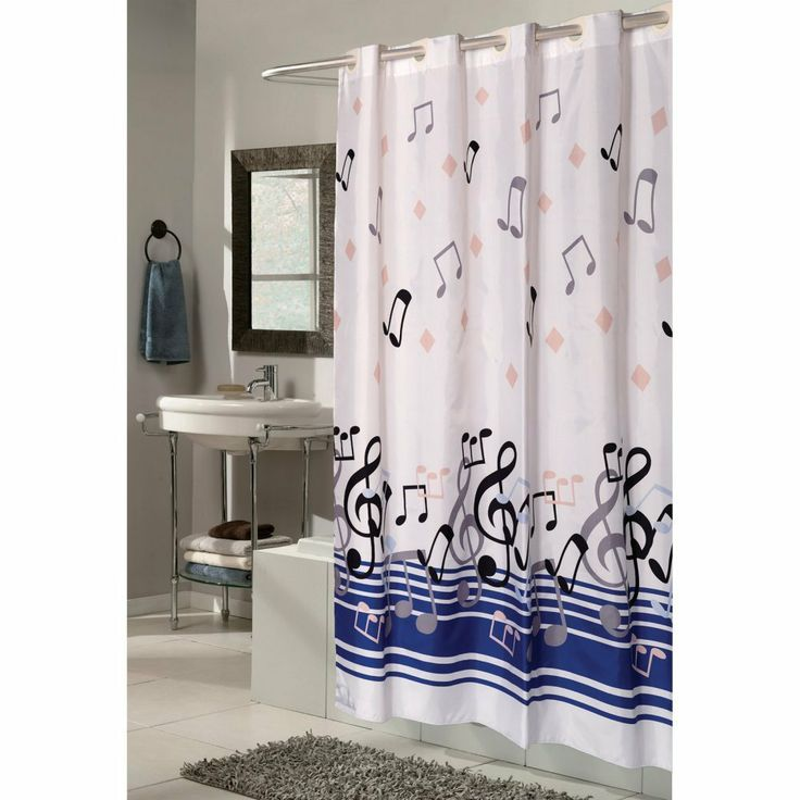 14 Best Images About Shower Curtains On Pinterest Music Teacher