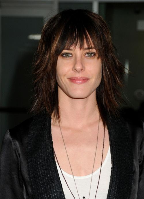 Katherine Moennig Girlfriend Kate Moennig Good Haircut For Devin