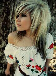 emo girl hairstyles punk