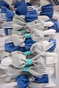 25+ best ideas about Bow Tie Napkins on Pinterest | Bow ...