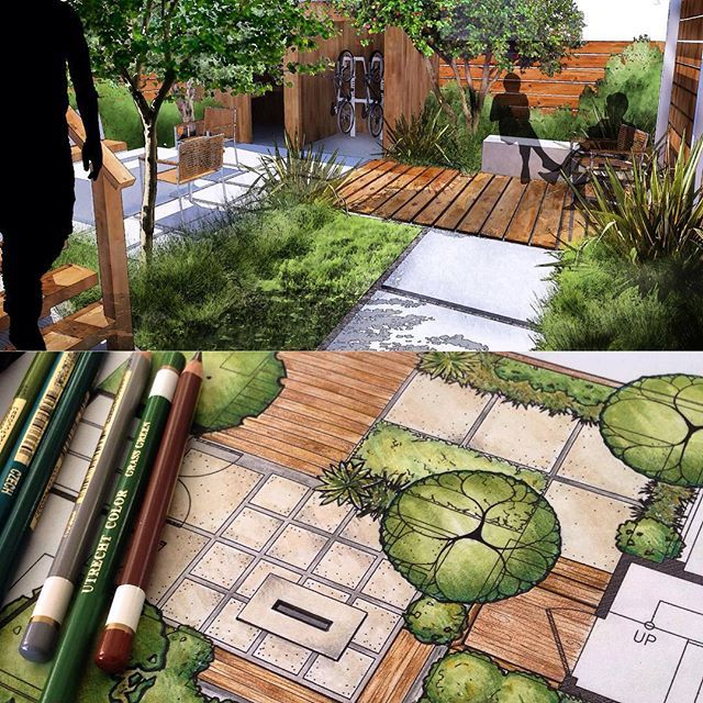 17 Best ideas about Landscape Architecture Drawing on