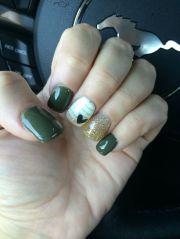 military nails ideas