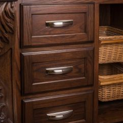 Pull Knobs For Kitchen Cabinets Mobile Islands Annadale Cabinet From Jeffrey Alexander By Hardware ...