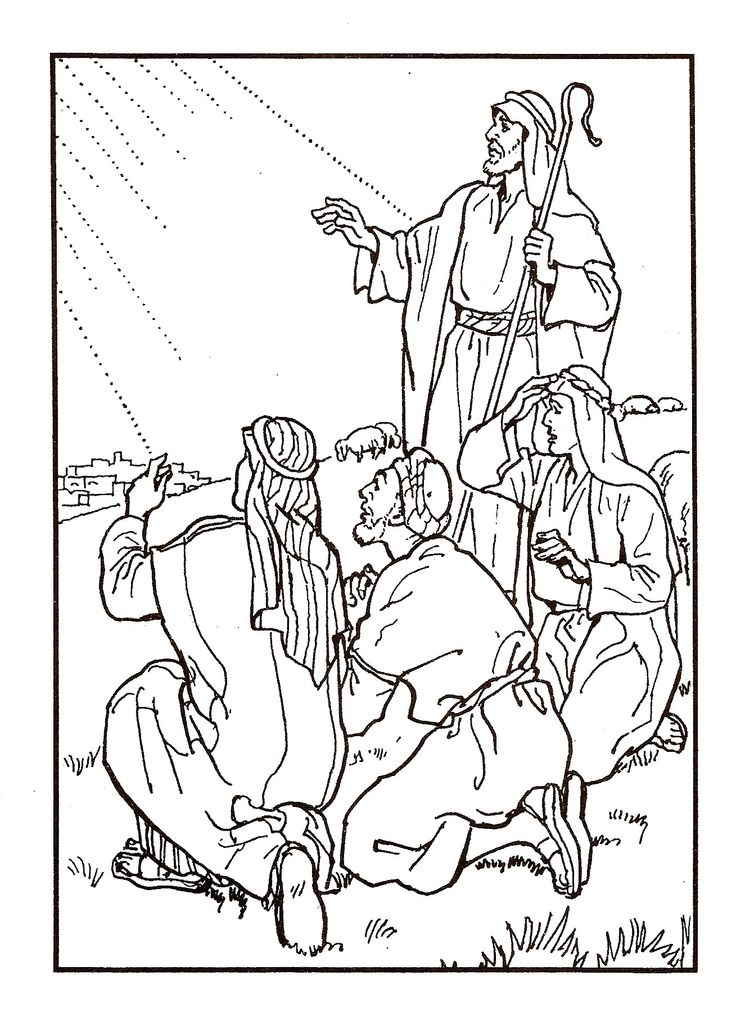 204 best images about Sunday School Colouring 3 on
