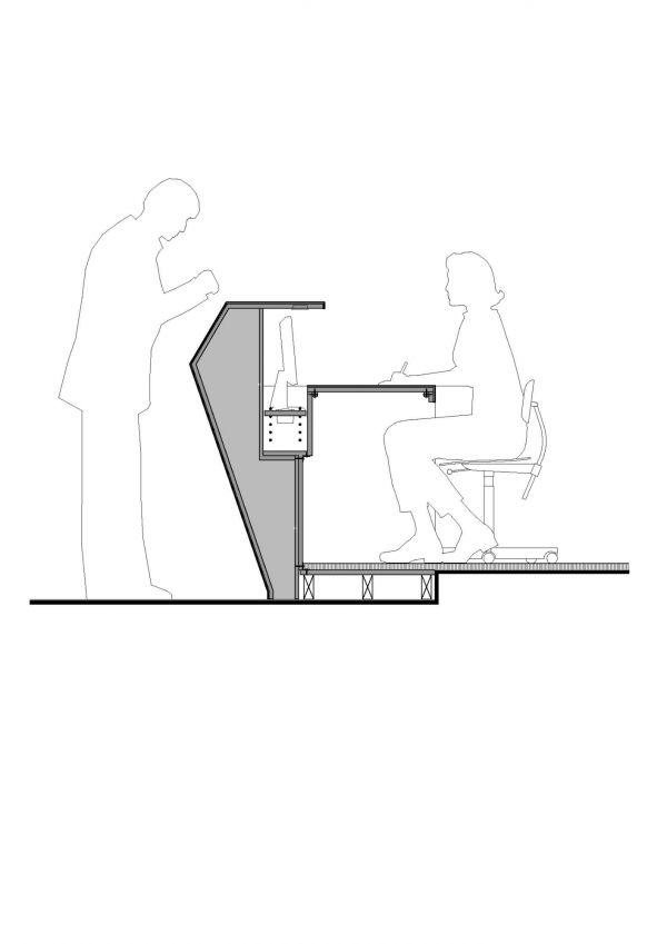 536 best Reception Desks images on Pinterest