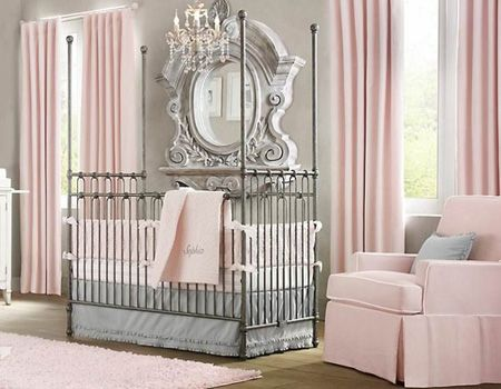 Pink Baby's Room Curtains Top 10 Designs Ideas Pinterest