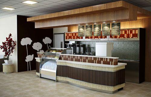 Healthcare Food Kiosks  Hospital Food Service Carts