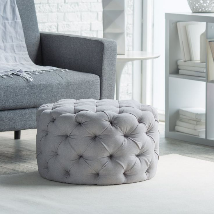 peacock living room inspired furniture sets grey 25+ best ideas about round ottoman on pinterest | ...