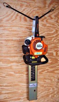 Trimmer Trap Hedge Trimmer Holder Hanger Rack Stihl Redmax ...