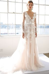 17 Best ideas about Floral Wedding Dresses on Pinterest ...