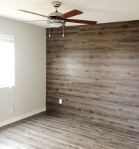 wood plank accent wall | Walls to hold me up | Pinterest ...