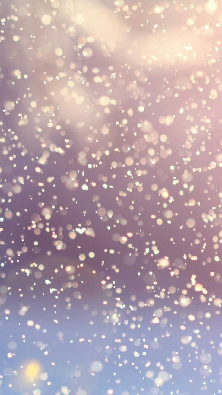 Wallpaper Phone Falling Snowflakes Beautiful Snowflakes Merry Christmas Snowing Iphone