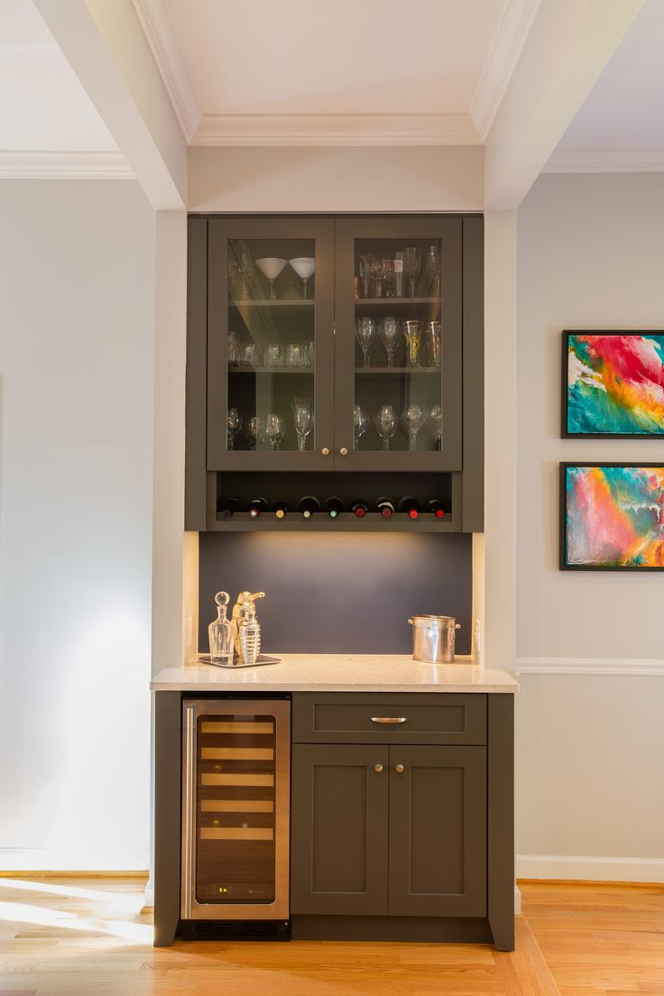 15 best ideas about Built In Bar on Pinterest  Bar cabinets Built in cabinets and Basement