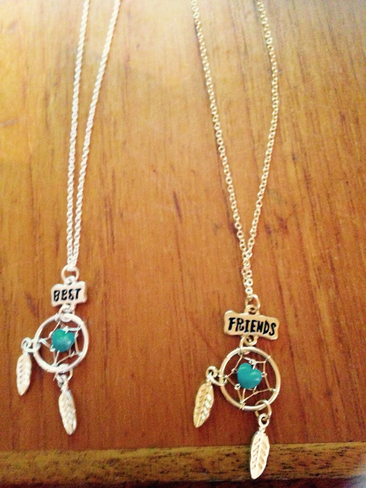25 Best Ideas About Bff Necklaces On Pinterest