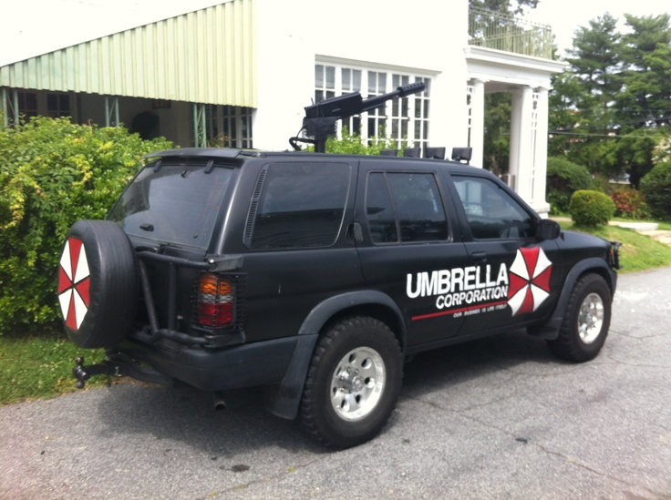17 Best Images About Umbrella CorporationZombie On