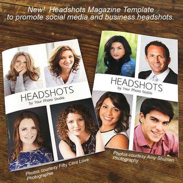 headshot templates free download