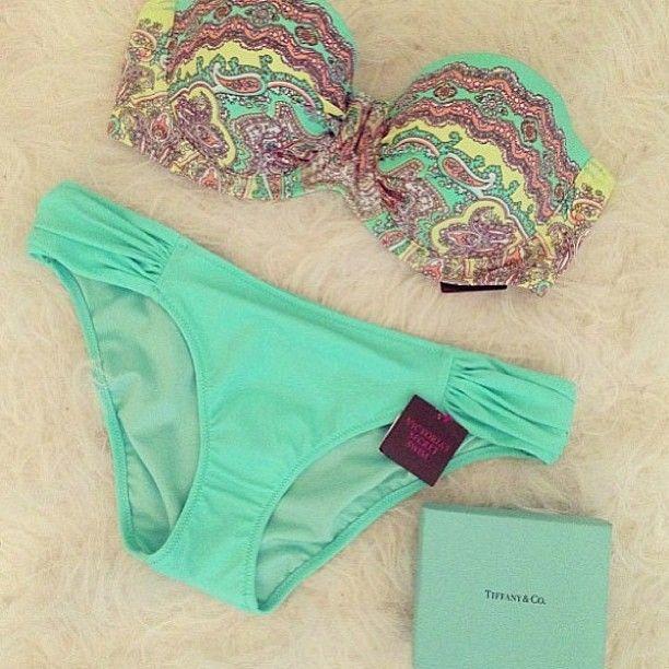 cute bikini!  Looks support