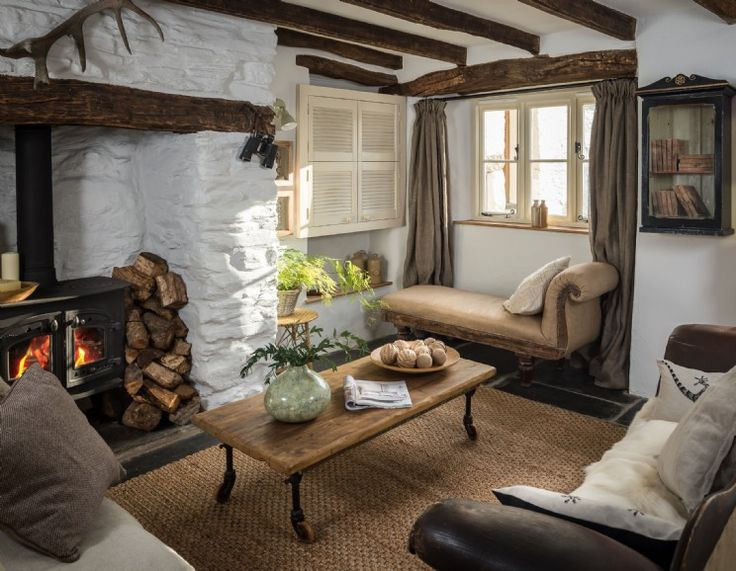 25 best ideas about Cottage Interiors on Pinterest  Modern country decorating Modern cottage
