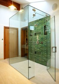 1000+ images about Bathrooms: Showers, Floors ...