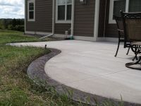 25+ best ideas about Colored concrete patio on Pinterest