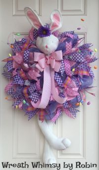 32 best Easter Wreaths images on Pinterest