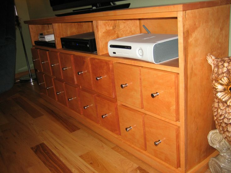 Apothecary Media Cabinet Plans  WoodWorking Projects  Plans
