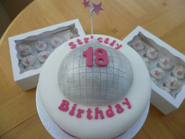 17 Best Images About Strictly Cake On Pinterest Birthday