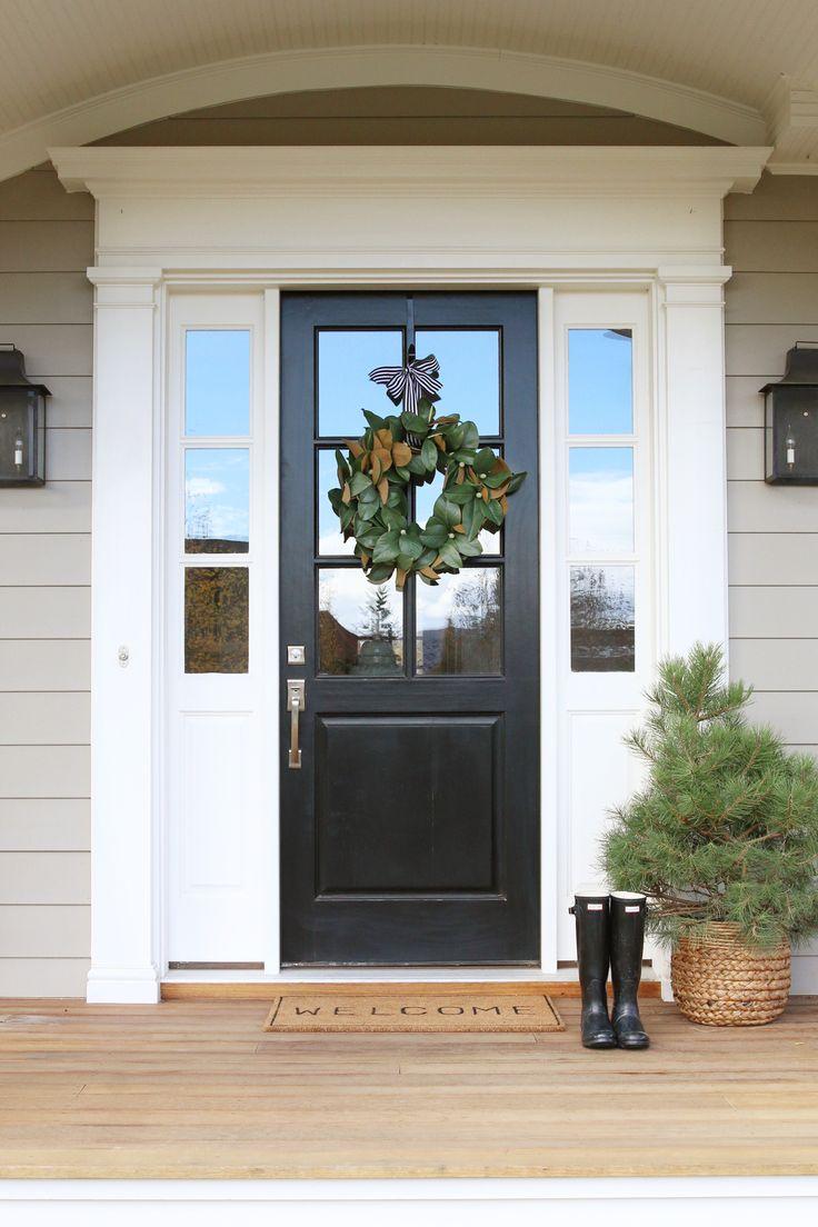 25+ best ideas about Front doors on Pinterest