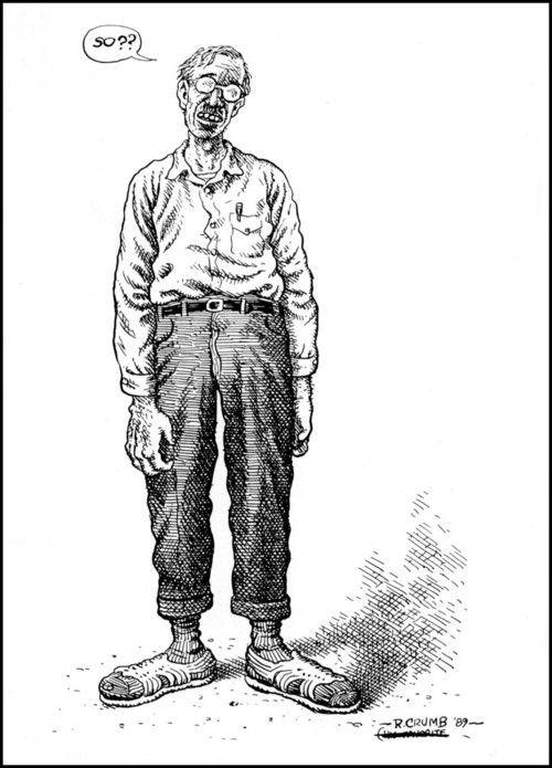 110 best images about Robert crumb cartoons on Pinterest