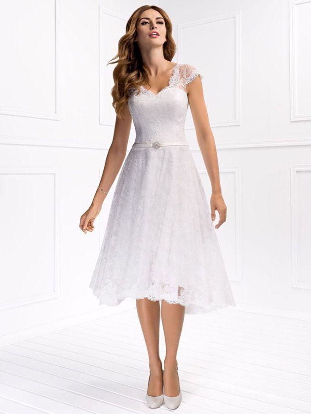 Die 25 Besten Ideen Zu Kleid Standesamt Kurz Auf Pinterest