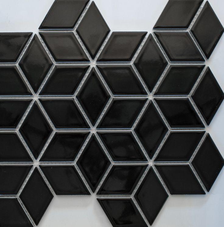 8 best images about Diamond 48 x 48mm mosaics on Pinterest