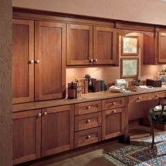 Wellborn Kitchen Cabinets Salt Containers Cabinetry Again, Hardware Is A Bit Chunky ...