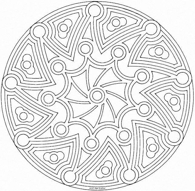 17 Best ideas about Mandala Printable on Pinterest