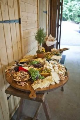 Image result for images of a french cheese board at christmas time