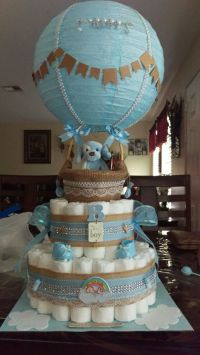 25+ best ideas about Boy Diaper Cakes on Pinterest