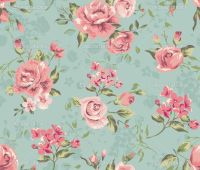 25+ great ideas about Vintage Flowers Wallpaper on