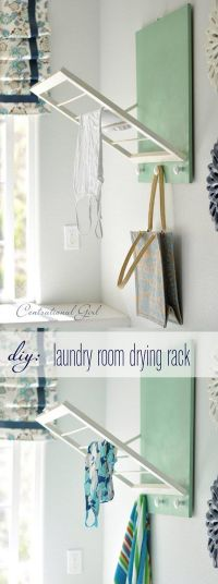 25+ best ideas about Clothes drying racks on Pinterest ...