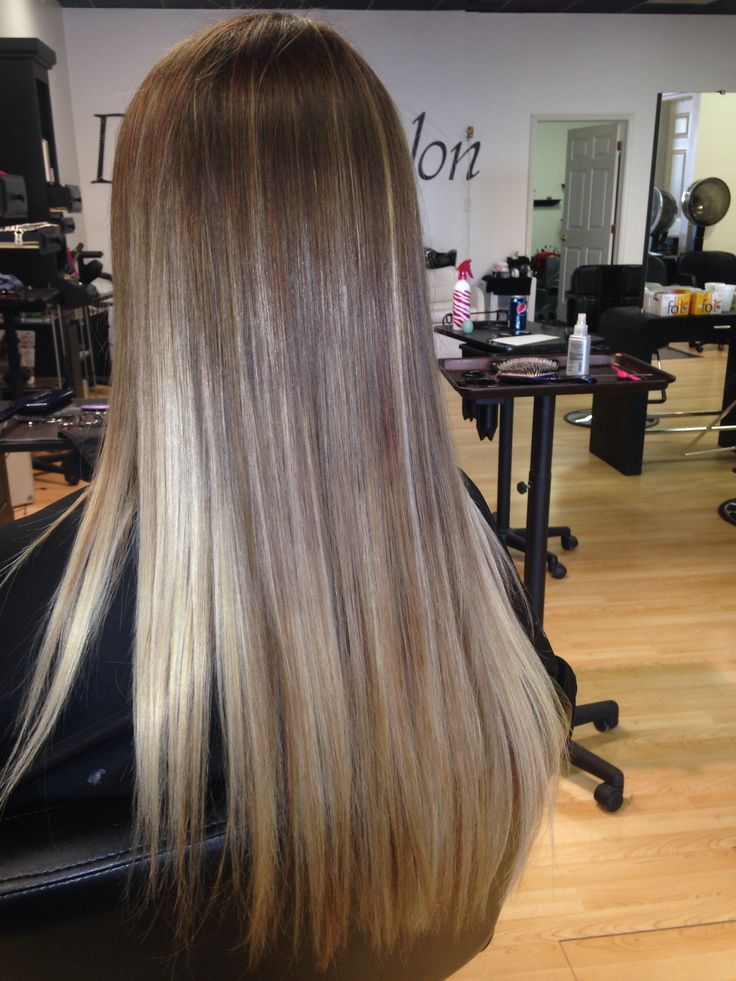 Ash Blonde Ombre Wwwdejavu315com Hair Ideas