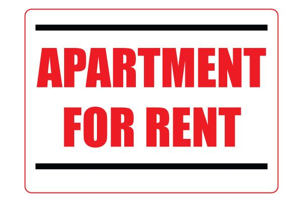 Printable Apartment For Rent Signs PDF for Free Download  Free Printable Signs  Pinterest