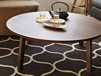 STOCKHOLM Coffee table, walnut veneer | Stockholm, Coffee ...